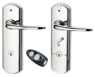Nexion Keyless Entry Lockset